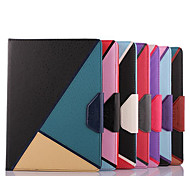 PU Leather Color Matching Full Body Cases For Galaxy Tab S 10.5/Tab 4 10.1/ S 8.4/ 4 7.0/ 3 Lite(Assorted Color)