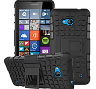 Mix Color TPU&PC Heavy Duty Armor Stand Case for Nokia Lumia 435/Lumia 540/ Lumia 535/N640/Lumia 640 XL/Lumia 730