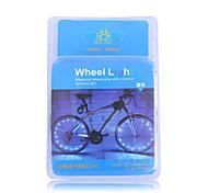 Leadbike 20LED 2Meters USB Rechargalbe LED Wheel Light/ Spoke Light/Safety Lights/LED Light Bulbs/Flashlights