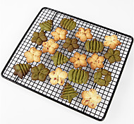 Nonstick Biscuit Baking Cooling Rack Cookies Baking Pastry Cooking Wire Grids Shelf
