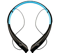 Wireless Bluetooth Stereo Headsets with Memory Flex Neckband Design CSR 4.0 HD voice