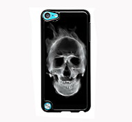 The Skull Design Aluminum High Quality Case for iPod Touch 5