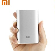 Xiaomi 10000mA Metal Material Power Bank for Xiaomi/Apple/Samsung/other Cellphones