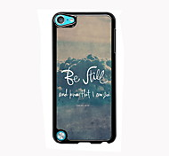Be Free Design Aluminum High Quality Case for iPod Touch 5