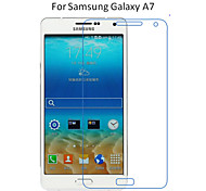 5PCS Ultra Thin HD Transparent Anti-Scratch Screen Protector Film For Samsung Galaxy A7