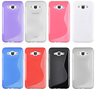Angibabe  Ultra Thin TPU Case For Samsung Galaxy E7 ABCASE-SSE7-1 (Assorted Color)