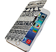 восстановление древних путей картины магнитного флип полный случай тела с отверстием для Iphone 6 плюс