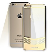Moshuo™ High Quality Ultra Thin Electroplating Back Case Cover for iPhone 6 plus (Assorted Colors)