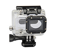 KingMa Skeleton Protective Housing  with Lens for Gopro Hero 4/3+/3, Open Side for FPV, without Cable.
