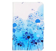 geschilderde beugel tablet pc case voor de Galaxy Tab 9.6 e T560