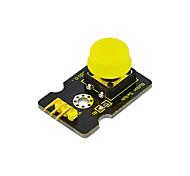 2015 New! Keyestudio Yellow Hat Button