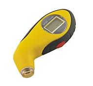 Автомобиль Авто цифровой давления в шинах манометр тестер инструмент с ЖК-дисплей и света