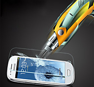 Anti-scratch Ultra-thin Premium 2.5D Tempered Glass Screen Protector for Samsung Galaxy  S3 Mini i8190