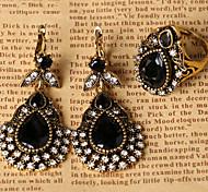 Z&X® Western Style Vintage Palace Alloy Jewelry Set Party/Casual 1set