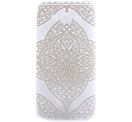Corners Diamond Pattern Thin TPU Material Phone Case for Samsung Galaxy J7/ J5/ J1