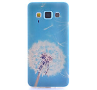 Pattern TPU Relief Back Cover Case for Samsung Galaxy A3 A5 A7 A8