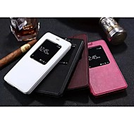 Leather Flip Cover Mobile Phone Case for Meizu Meilan Note Leather Phone Cases Multicolor