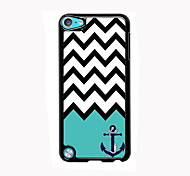 Anchor and Wave Design Aluminum High Quality Case for iPod Touch 5