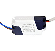 High Quality (4~7) x 1W LED Driver for Ceiling Lamp, Tube Lamp (AC Input 100-240V)