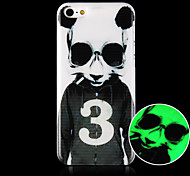 3 Clothes Pattern Luminous Phone Case Back Cover Case for iPhone5C
