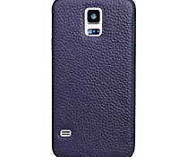uwei Kuhlederkasten ultradünnen wasserdicht für Samsung-Galaxie s5