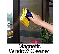 Double Side Glass Wiper Cleaner