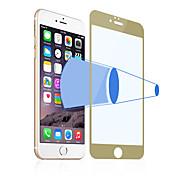 angibabe ultra delgado 2.5d 0,3 mm anti-blue ray vidrio templado protector de la pantalla para el iphone 6 (color clasificado)