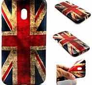 Union Jack   pattern TPU Phone Case For Motorola G3