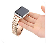 Watchband iWith Connector For Apple iWatch, Metal Stainless Steel Watchband for Iwatch38mm 42mm