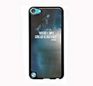 The Sky Design Aluminum High Quality Case for iPod Touch 5