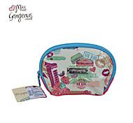 MISS GORGEOUS®  1pcs Fashional Mini Women Travel Make up Organizer Handbags