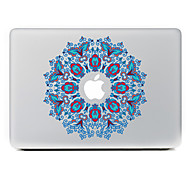 Circular Flower 11 Decorative Skin Sticker for MacBook Air/Pro/Pro with Retina Display