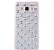 Diamond TPU following fashion for Samsung GALAXY A3 A5 A7 A8(Assorted Color)