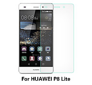 beittal® 0.26mm borde redondeado 9h transparente protector de pantalla de membrana de vidrio templado para Lite p8 ascender huawei