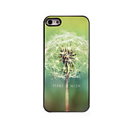 Make A Wish Design Aluminum High Quality Case for iPhone 5/5S
