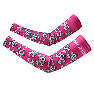 Cycling Arm Warmers Unisex Bike Breathable / Ultraviolet Resistant / Antistatic / Anti-skidding / Static-free / Lightweight MaterialsLong