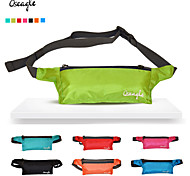 Waist Bag/Waistpack Hiking & Backpacking Pack Cycling Backpack Bike Transportation & Storage Cell Phone Bag Belt Pouch/Belt Bag for