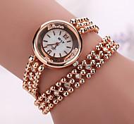 New  Fashion Quartz Watch Women Dress Watch Beads   Wristwatch