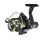 G4-60R Light Weight Professional Spinning Reels with 5 Ball Bearings  Durable Powerful Brake System
