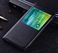 Solid Color Luxury Leather Smart Full Body Case for Samsung GALAXY A7 (Assorted Colors)