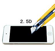 écran en verre trempé premium film protecteur pour iPod Touch 6