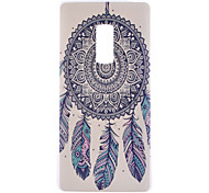For OnePlus Case Pattern Case Back Cover Case Dream Catcher Hard PC One Plus