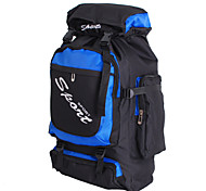 60 L Viaggi Duffel / zaino / Zaino per escursioni Campeggio e hiking / Viaggi All'aperto / PrestazioniAsciugatura rapida / Resistente