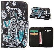 Painted PU Phone Case for Galaxy Grand Prime/Galaxy Core Prime
