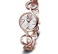 WEIQIN® Brand Luxury Crystal Gold Watches Women Fashion Bracelet Watch Quartz fashion Waterproof watch