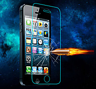 Anti-Static Anti-Collision Automatic Pull HD Tempered Glass Film for iPhone 5C