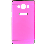 Blue and Pink PC Shockproof and Anti-wresting Back Cover Case for Samsung Galaxy A5