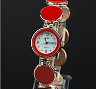 Women Watch New Fashion White Bracelet Watch