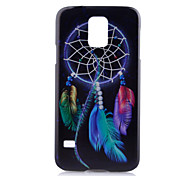 campanula patroon pc harde case voor Samsung Galaxy S6 rand plus / galaxy s5 / galaxy s5 mini