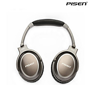 Pisen HiFi Wired Headset Adjustable Headband Standard 3.5mm Over-ear Headphone 1.5m Wire